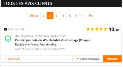 Avis client 2